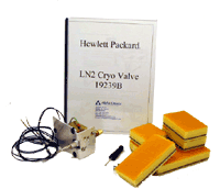 N2 Cryogenic Field Kit for 5890A or 5890II- New